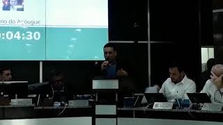Seção da Câmara de vereadores de Ribeirão Pires 12/09/2019 14:00hss