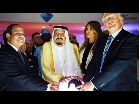 You Won't Believe INSANE Gifts Saudi Arabia Gave Trump
