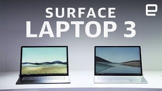Microsoft Surface Laptop 3 hands-on: Bigger, yet more refined