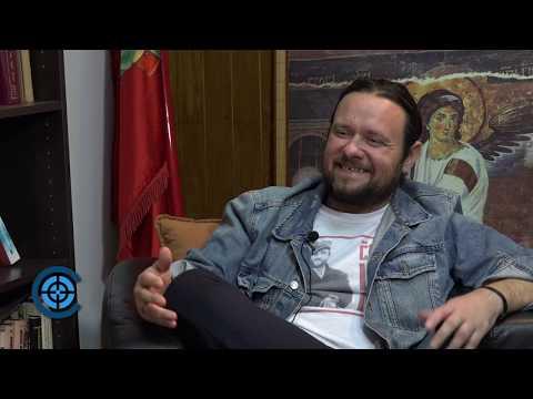 U CENTAR Marko Vidojković: Žestoka debata sa voditeljem Dejanom Petrom u vezi Srba i Srbije