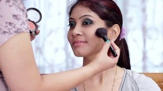 How To Apply Make-up Tutorial: Lucky Green Eye makeup look Thumbnail