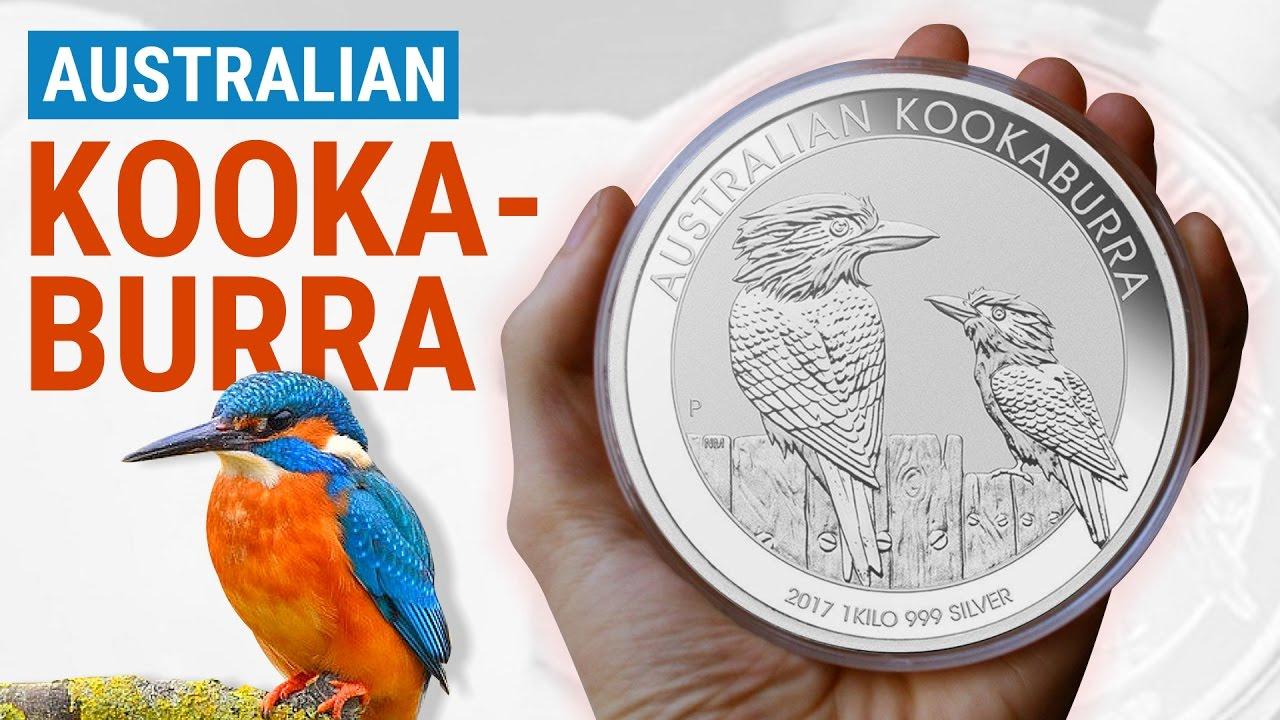 Silbermünzen Als Anlage Kookaburra Münzen Im überblick Silber