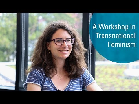 A Workshop in Transnational Feminism - Post Conference Conclusion