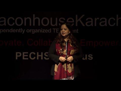 The Art of Co-Existence   Khadija Zia   TEDxBeaconhouseKarachi