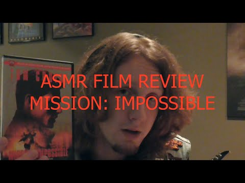 Mission: Impossible Series - Film Collection (ASMR Review)