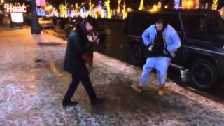 Тимати танцует лезгинку