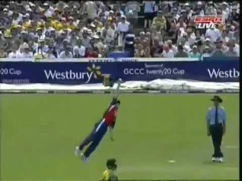 Cricket Catches.wmv