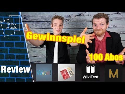 Marty App, Wiki Test 100 Abo App Special + GEWINNSPIEL || Enjoy Magic Review