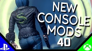 Fallout 4 : ▶️BRAND NEW CONSOLE MODS◀️ #40 (PS4/XB1)