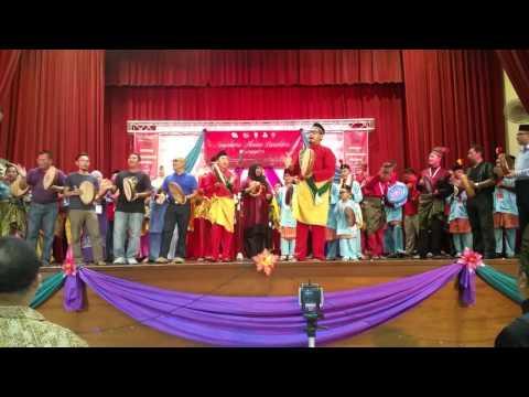 Kompang lagu Bismillah