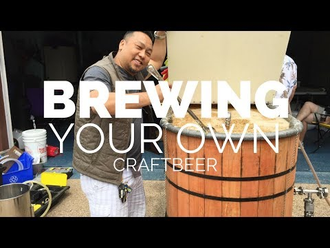 How to brew your own Craft Beer | Nepali Brewboy Channel