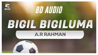 Bigil Bigil Bigiluma (8D Audio) - Bigil Theme BGM | Thalapathy Vijay | Wild Rex