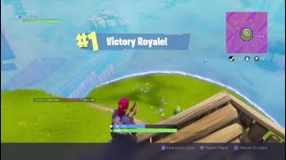 FORTNITE GETTING EASY W'S