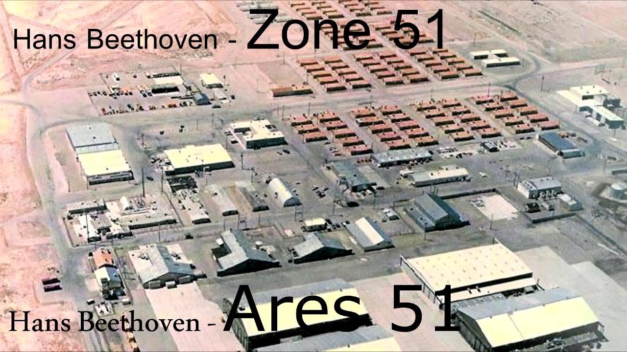 Hans Beethoven - Zone 51 (Areas 51) [HD] Techno - YouTube