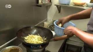 Mauritius: Noodles with a Twist  Global 3000 - Global Snack