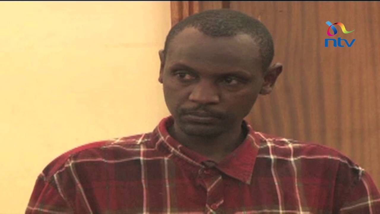 Moi's grandson Collins Toroitich accused of stealing two phones - YouTube
