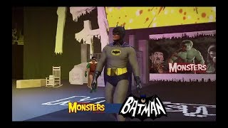WWE 2K17 - Batman (a tribute to Adam West)