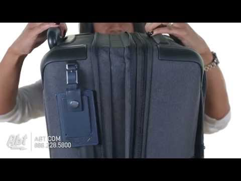 Tumi Alpha 2 International Expandable 4 Wheeled Carry-On 22060 Navy/Anthracite - Overview