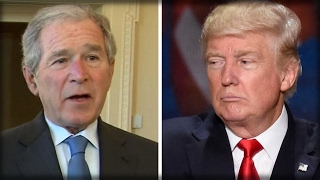BUSH FAMILY JUST EXPLOITED A TRAGEDY TO SEND A BOLD MESSAGE TO TRUMP... NOBODY SAW THIS COMING