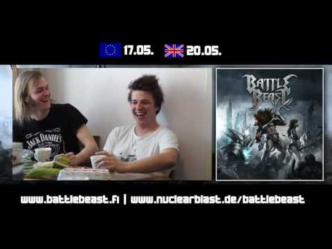 BATTLE BEAST - Battle Beast (OFFICIAL TRACK BY TRACK PT 1)