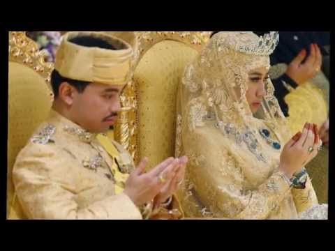 Sultan of Brunei's son celebrates wedding with mind-boggling splendour,Crystal-studded shoes