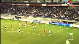 Azerbaijan 1-1 Luxembourg (2014 World Cup Qualifiers)