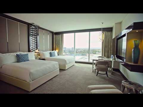 Crown Towers Perth | Deluxe Twin