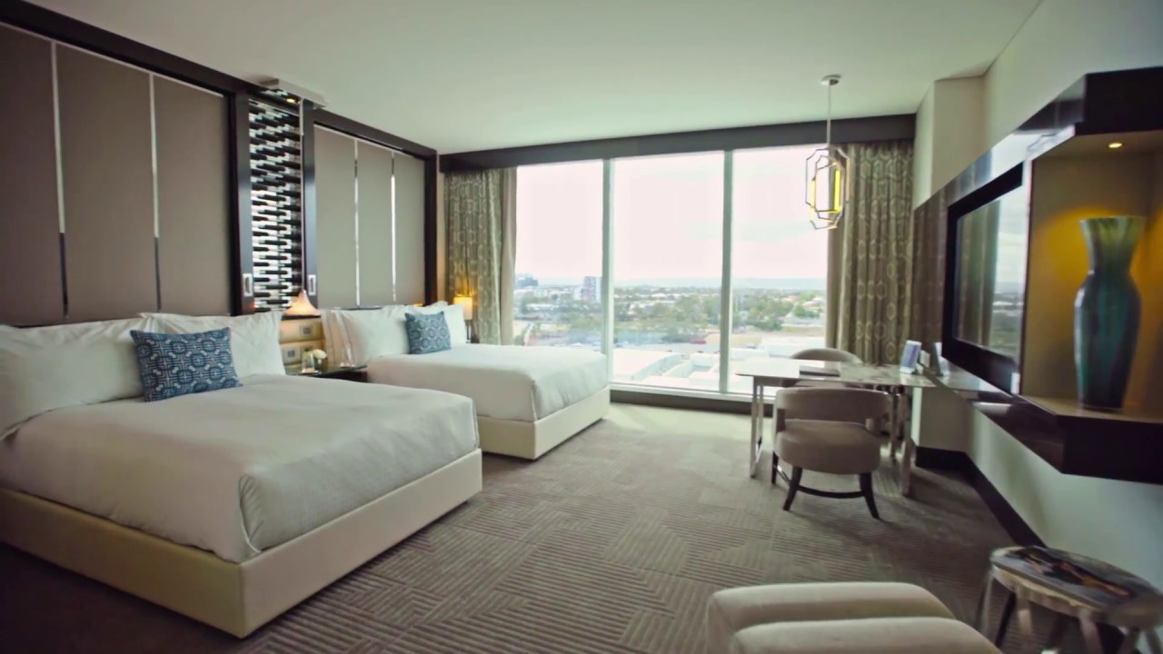 Crown Perth Rooms