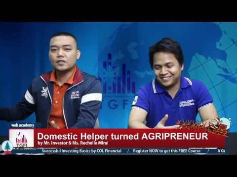 Domestic Helper turned Agripreneur