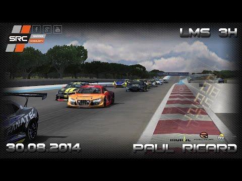 SRC GT-Masters LMS Paul Richard 2014