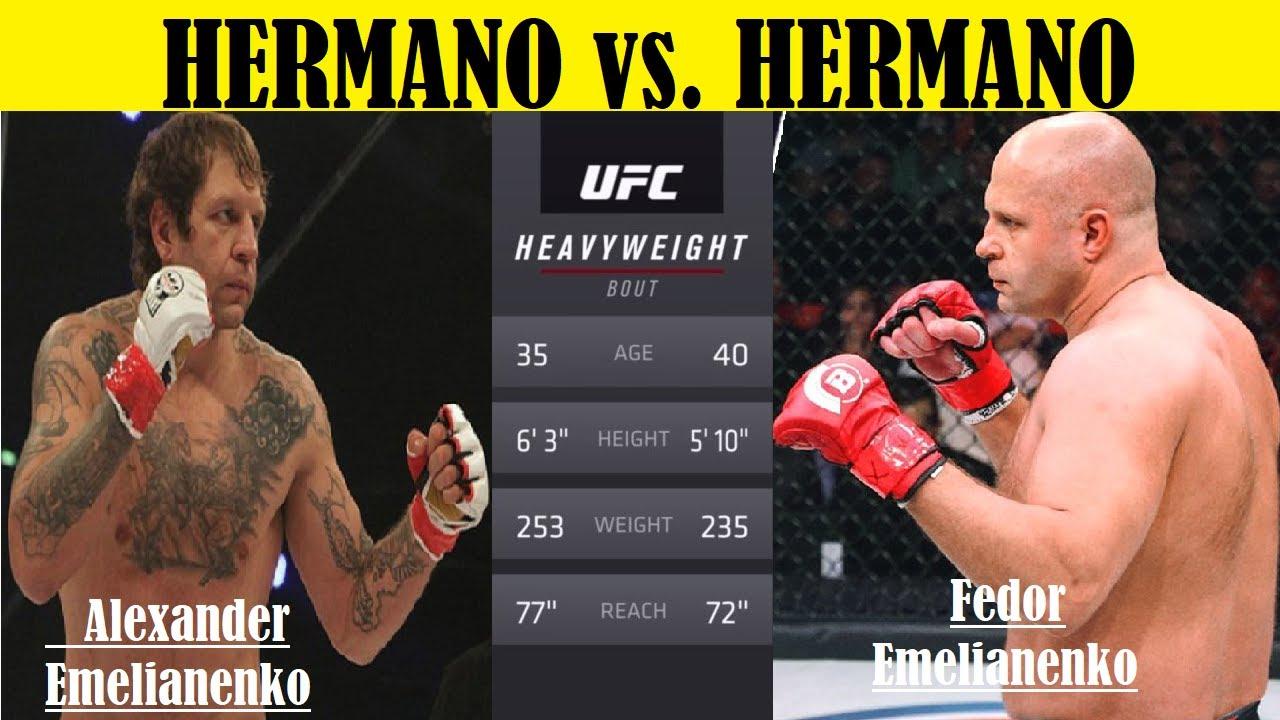 Top 8 Hermanos Profesionales Que Pelearon en Boxeo o MMA.