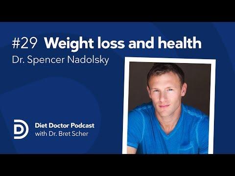 Diet Doctor Podcast #29 — Dr. Spencer Nadolsky, DO