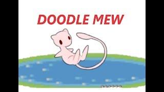 Roblox Project Pokemon - Doodle Aura Mew
