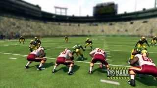 "Madden NFL 25 - ""Run Free"" Debut Gameplay Trailer [HD] - X360, PS3"