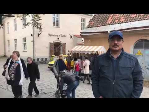 Travelling in former Soviet state, Estonia: Travelling Soul, Farrukh Sohail Goindi