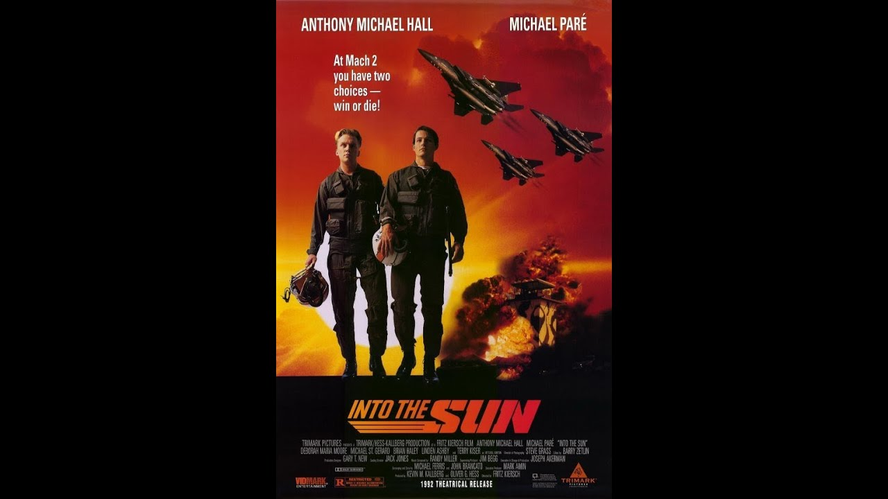 Into The Sun Starring Anthony Michael Hall Michael Pare