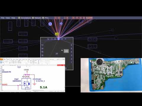 Laptop schematics boardview - YouTube