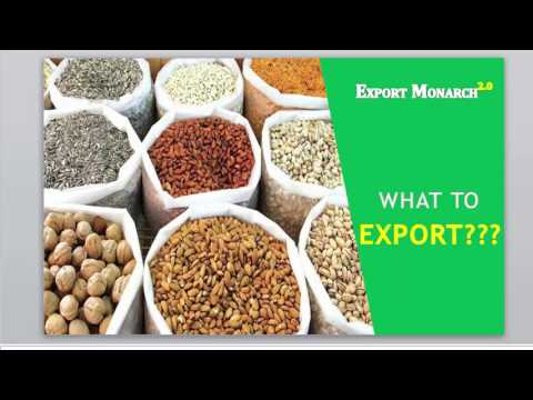 Export Business In Nigeria - Top List Of Exportable Products