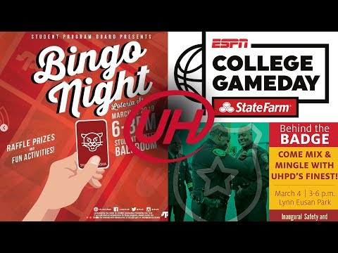 SGA Supreme Court Hearing Results, College GameDay at UH, & More!