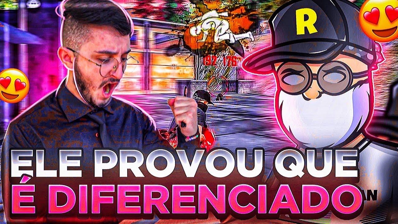 Download PRIMEIRA PARTIDA DO RUAN FF COM A MINHA LINE, ELE AMOU 🥰😍