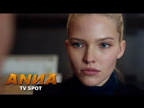 """Anna (2019 Movie) Official TV Spot """"Mate"""" – Sasha Luss, Luke Evans, Cillian Murphy, Helen Mirren"""