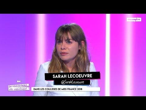 Dans les coulisses de Miss France 2018