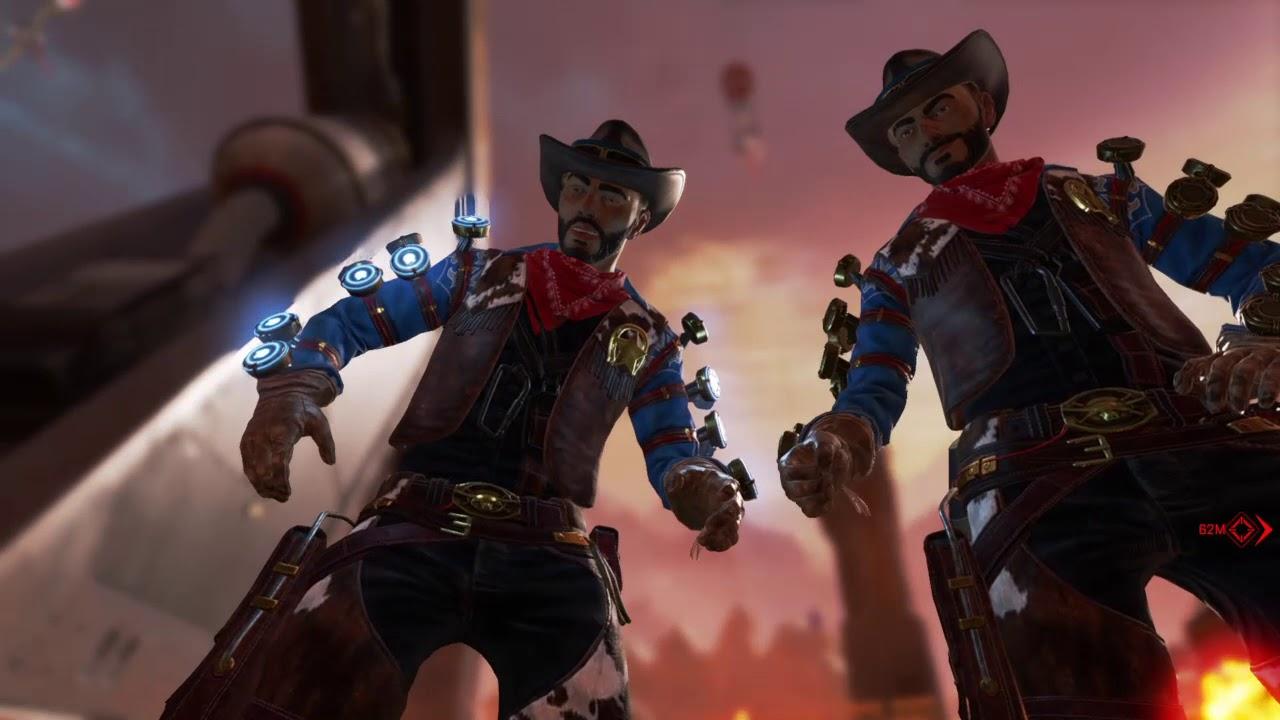 Apex Legends mirage rage 1