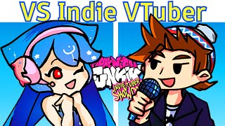 Indie Vtuber Showdown DEMO + F3 Trailer [HARD] - Friday Night Funkin' Mod