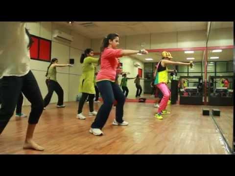 Burn Calories With Zumba Classes Pune