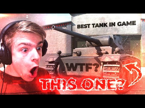 I Bet You Didn't Play This Tank Before!