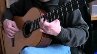 Mua thu chet cua Pham Duy( Classical guitar)