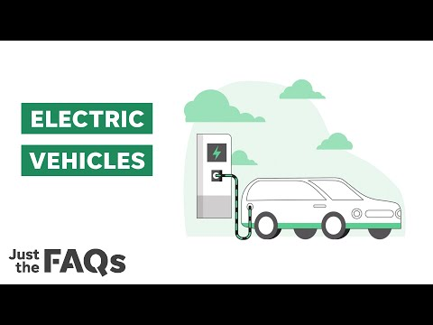 Here's how electric vehicles can cut global warming | Just the FAQs