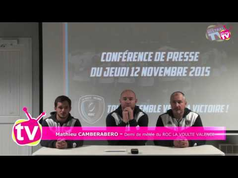 Conférence ROC 12/11/2015