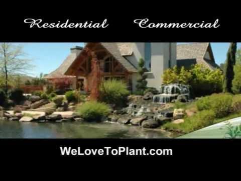 Boise Idaho Landscaper - We Love to Plant